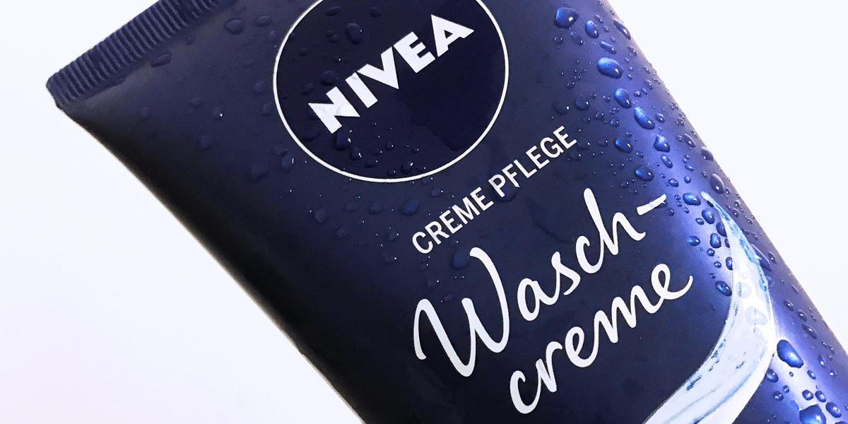 NIVEA Care Type font developed for Beiersdorf